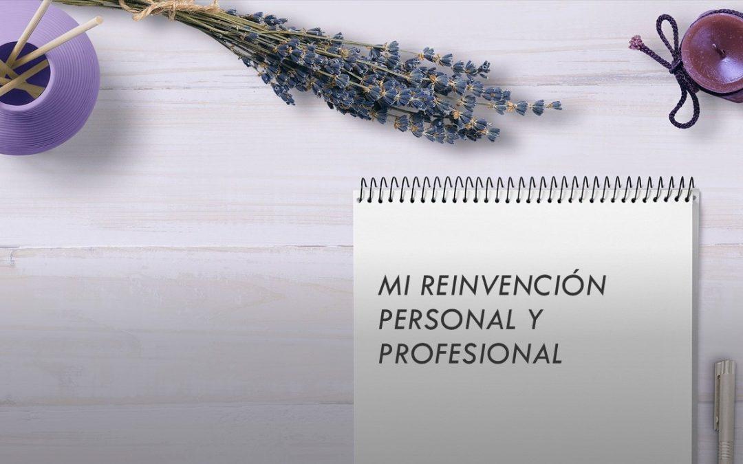 Reinvención Profesional y Personal en 15 pasos