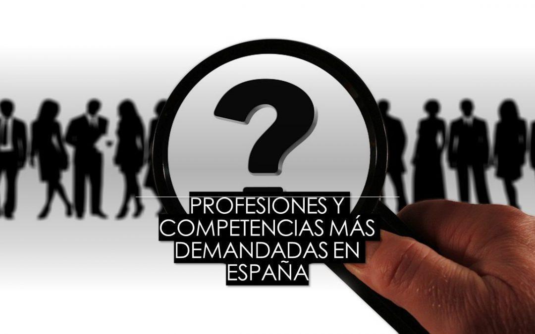 ¿Estás buscando trabajo? Éstas son y serán las profesiones y las competencias más demandadas en España